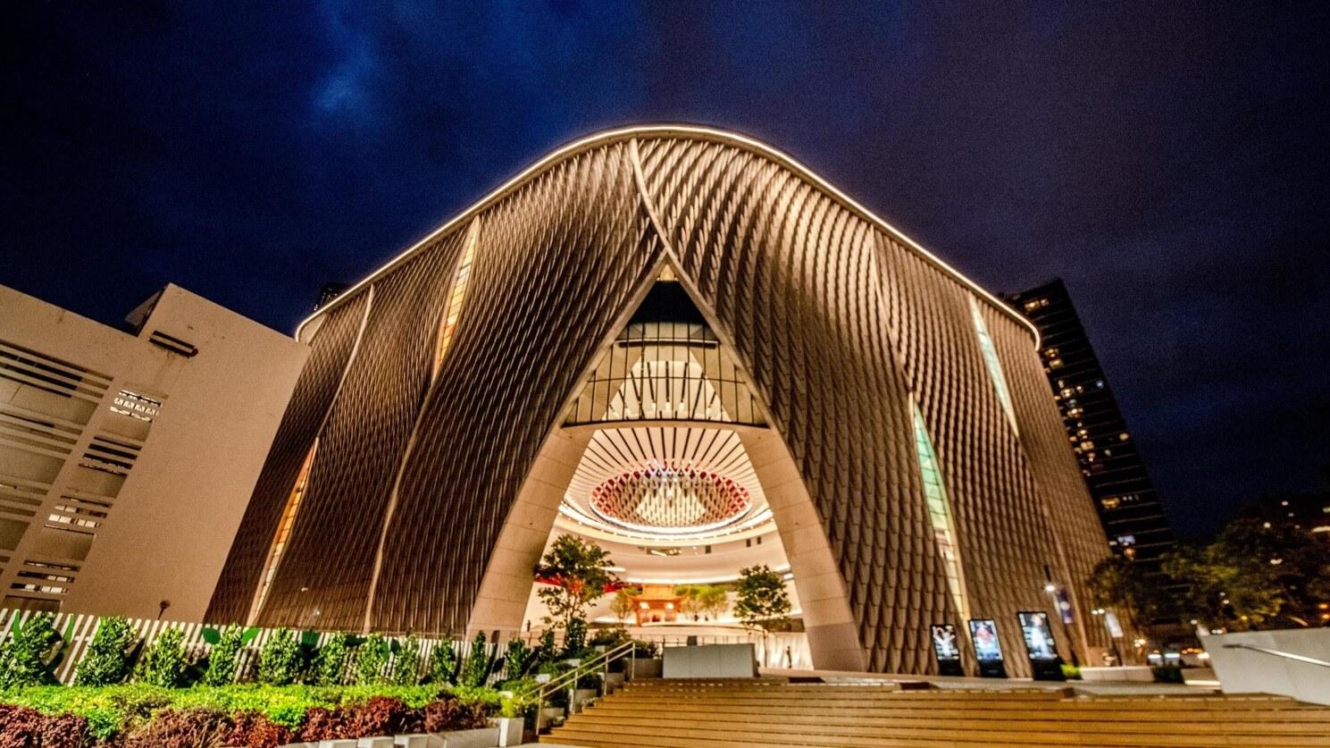西九文化区戏曲中心:传承戏曲魅力 推广文化艺术